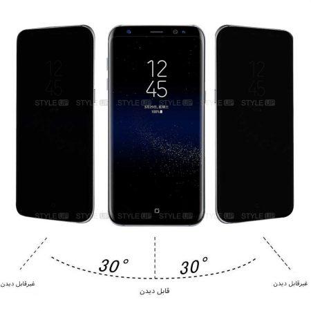 خرید محافظ گلس پرایوسی گوشی سامسونگ Samsung Galaxy A70