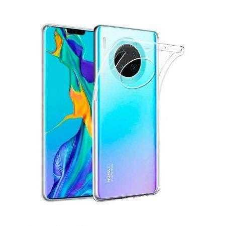 خرید قاب گوشی هواوی Huawei Mate 30 Pro مدل ژله ای شفاف