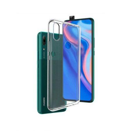 خرید قاب گوشی هواوی Huawei P Smart Z مدل ژله ای شفاف