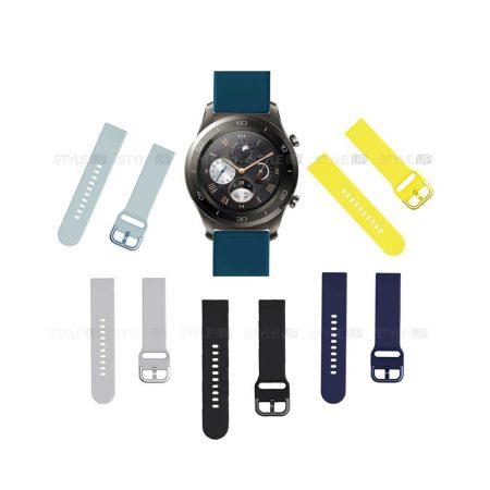 خرید بند ساعت هواوی Huawei Watch 2 Classic مدل سیلیکونی نرم