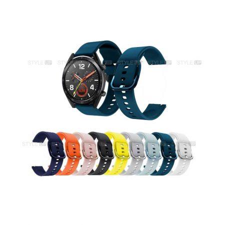 خرید بند ساعت هواوی واچ Huawei Watch Gt مدل سیلیکونی نرم