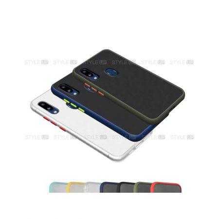 خرید کاور محافظ گوشی سامسونگ Samsung Galaxy A30 مدل پشت مات