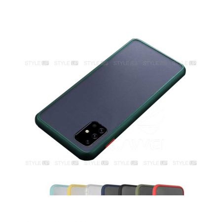 خرید کاور محافظ گوشی سامسونگ Samsung Galaxy A51 مدل پشت مات