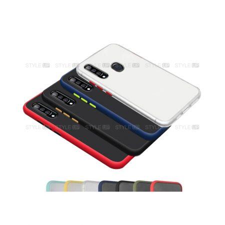 خرید کاور محافظ گوشی سامسونگ Samsung Galaxy M30 مدل پشت مات