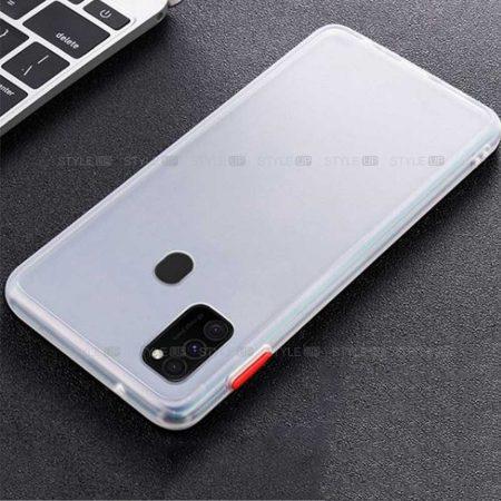 خرید کاور محافظ گوشی سامسونگ Samsung Galaxy M30s مدل پشت مات