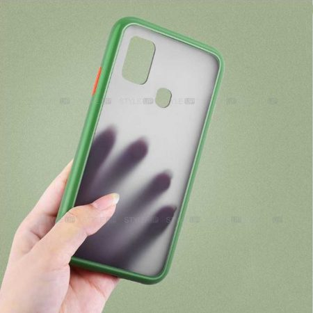 خرید کاور محافظ گوشی سامسونگ Samsung Galaxy M30s مدل پشت ماتض