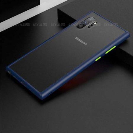 خرید کاور محافظ گوشی سامسونگ Galaxy Note 10 Plus مدل پشت مات