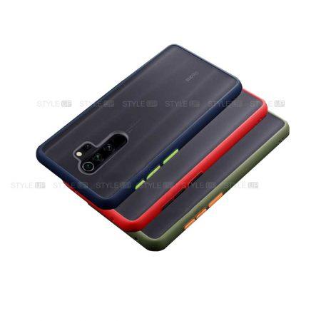 خرید کاور محافظ گوشی شیائومی Redmi Note 8 Pro مدل پشت مات