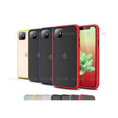 خرید کاور محافظ گوشی ایفون 11 - iPhone 11 مدل پشت مات