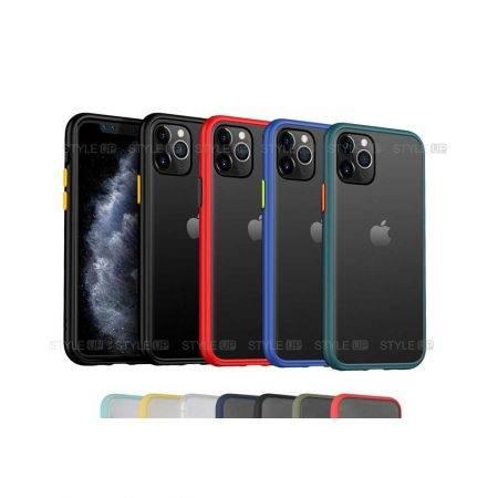 خرید کاور محافظ گوشی ایفون iPhone 11 Pro Max مدل پشت مات