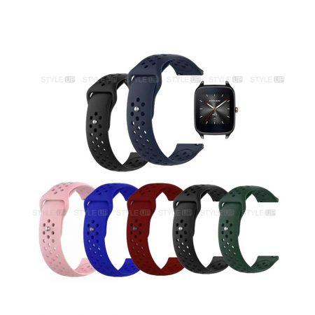 خرید بند سیلیکونی ساعت ایسوس Asus Zenwatch 2 Wi501Q مدل Nike