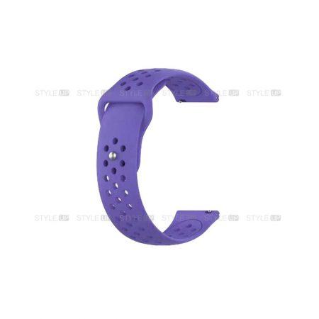 خرید بند سیلیکونی ساعت سامسونگ Gear S2 Classic مدل Nike