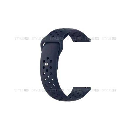 خرید بند سیلیکونی ساعت سامسونگ Samsung Gear S3 مدل Nike