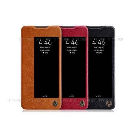 خرید کیف چرمی نیلکین گوشی هواوی میت 30 - Mate 30 مدل Qin