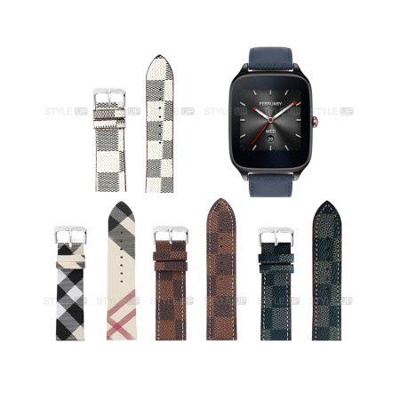 خرید بند ساعت ایسوس Asus ZenWatch 2 WI501Q طرح لویی ویتون