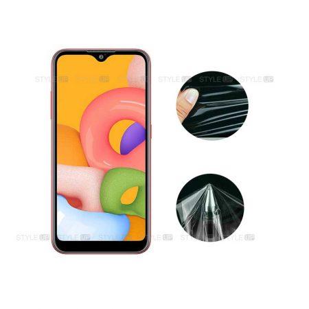 خرید محافظ صفحه نانو گوشی سامسونگ Samsung Galaxy A01