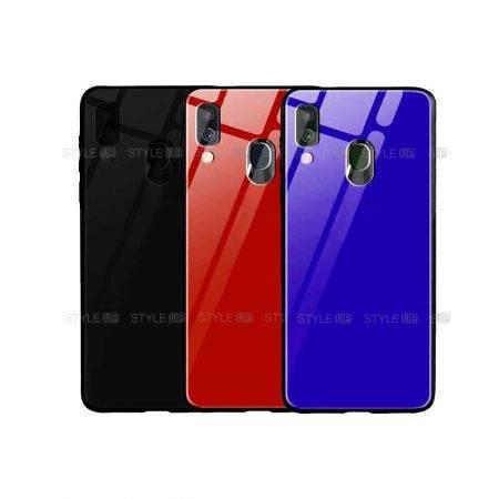 خرید قاب پشت گلس گوشی سامسونگ Samsung Galaxy A40