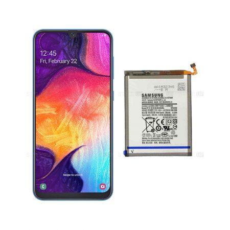 خرید باتری گوشی سامسونگ Samsung Galaxy A50 مدل EB-BA505ABU