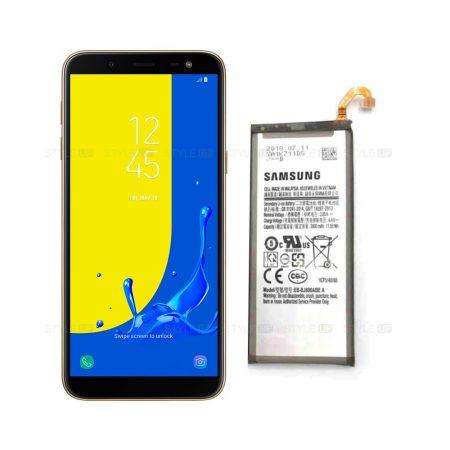 خرید باتری گوشی سامسونگ Samsung Galaxy J6 2018 مدل EB-BJ800ABA
