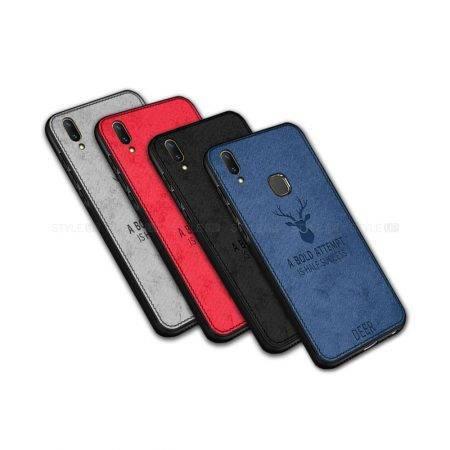 خرید قاب گوشی سامسونگ Galaxy M10s پارچه ای طرح گوزن