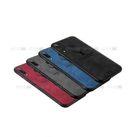 خرید قاب گوشی سامسونگ Galaxy M40 پارچه ای طرح گوزن