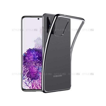 ذخیره قاب گوشی سامسونگ Samsung Galaxy S20 مدل ژله ای شفاف