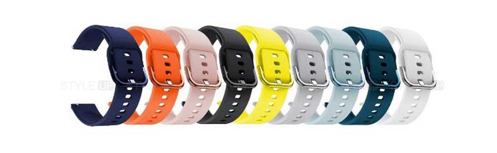 خرید بند ساعت سامسونگ Galaxy Watch 46mm مدل سیلیکونی نرم