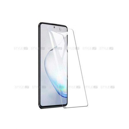 خرید محافظ صفحه گلس گوشی سامسونگ Galaxy Note 10 Lite مدل 2.5D