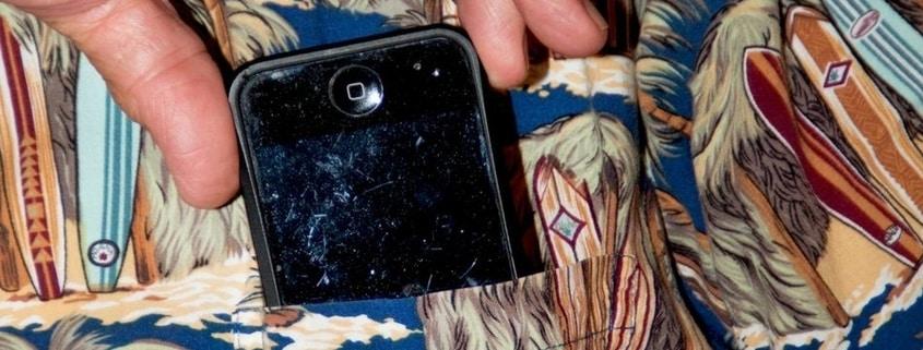پاک کردن خش روی صفحه موبایل و از بین بردن خط و خش بدنه گوشی