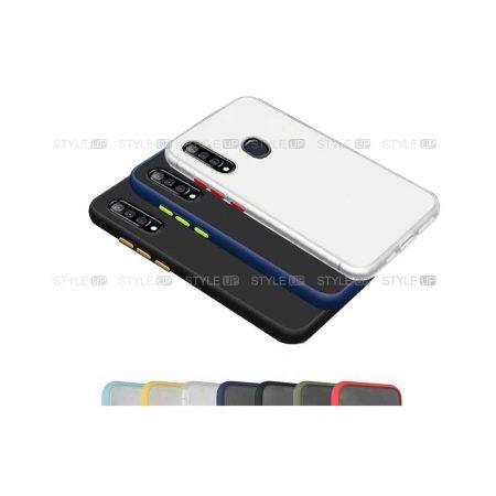 خرید کاور محافظ گوشی سامسونگ Samsung Galaxy A60 مدل پشت مات