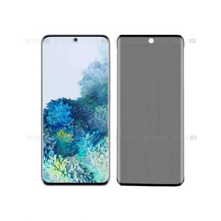 خرید محافظ گلس پرایوسی گوشی سامسونگ Galaxy S20 Plus