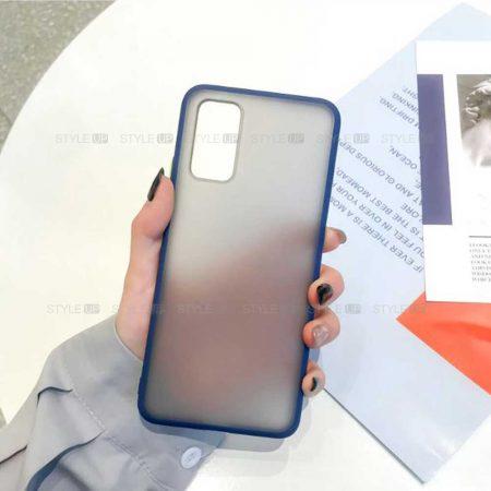 خرید کاور محافظ گوشی سامسونگ Galaxy S20 / 5G مدل پشت مات