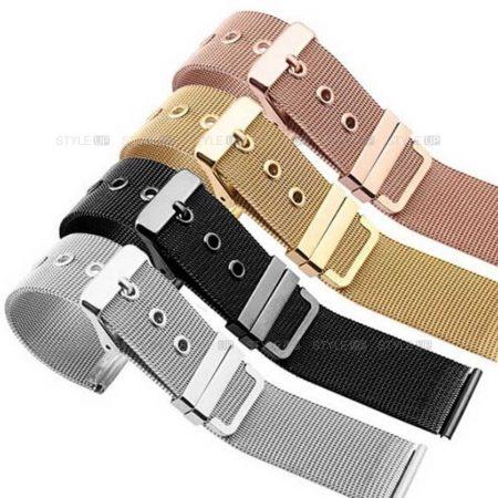 خرید بند ساعت ایسوس Asus Zenwatch 2 WI501Q مدل حصیری Mesh Steel