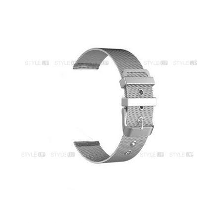خرید بند ساعت شیائومی Xiaomi Amazfit Stratos مدل حصیری Mesh Steel
