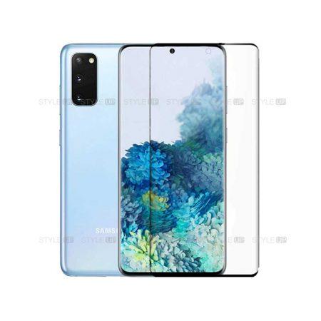 خرید گلس گوشی سامسونگ Galaxy S20 5G مدل تمام صفحه