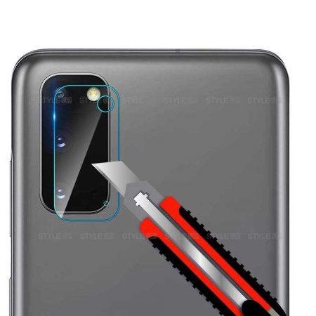 خرید گلس لنز دوربین گوشی سامسونگ Samsung Galaxy S20