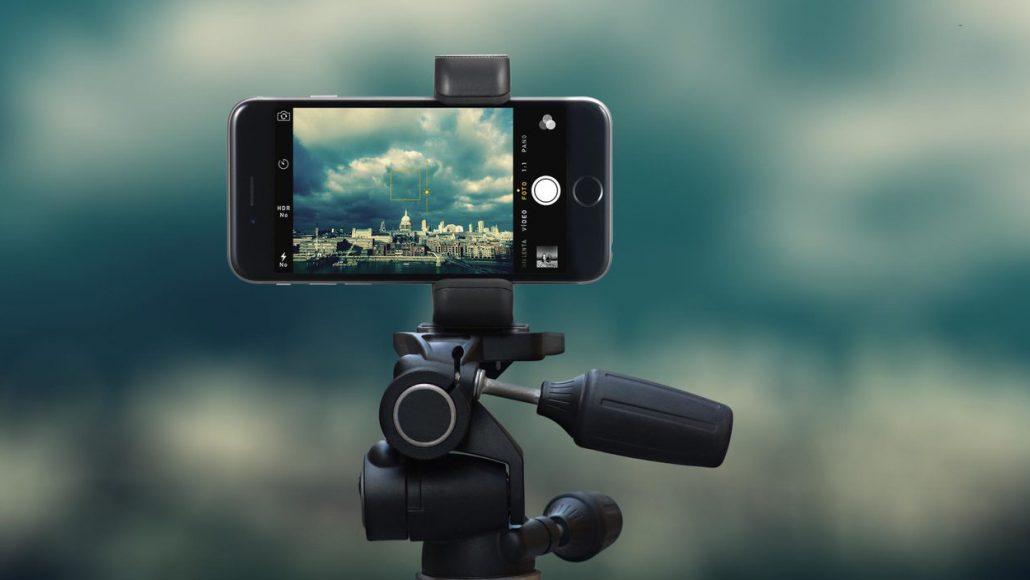 هولدر موبایل برای فیلمبرداری حرفه ای با موبایل