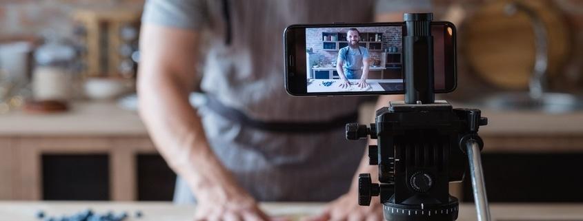 تجهیزات فیلمبرداری با موبایل
