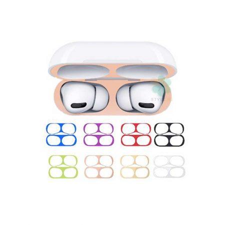 خرید برچسب محافظ ضد گرد و غبار اپل ایرپاد پرو Airpods Pro