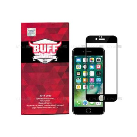 خرید محافظ صفحه گلس گوشی ایفون iPhone 7 / 8 مدل Buff 5D