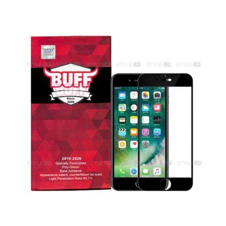 خرید محافظ صفحه گلس گوشی آیفون iPhone 7 / 8 Plus مدل Buff 5D