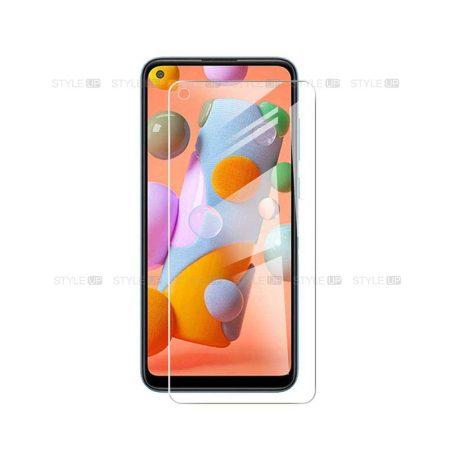خیررد محافظ صفحه گلس گوشی سامسونگ Samsung Galaxy A11 مدل 2.5D