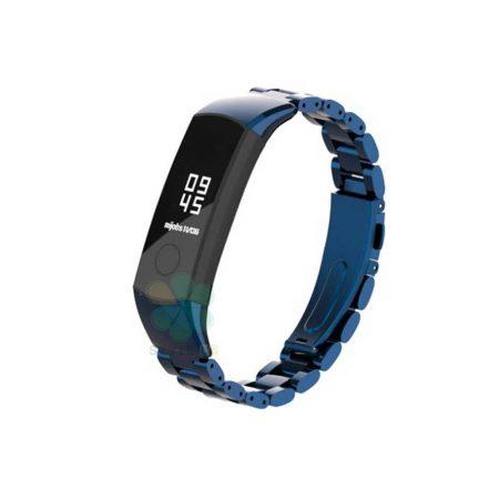 خرید بند استیل مچ بند انر بند Huawei Honor Band 4 مدل 3Pointers
