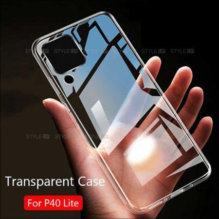 خرید قاب گوشی هواوی Huawei P40 Lite مدل ژله ای شفاف