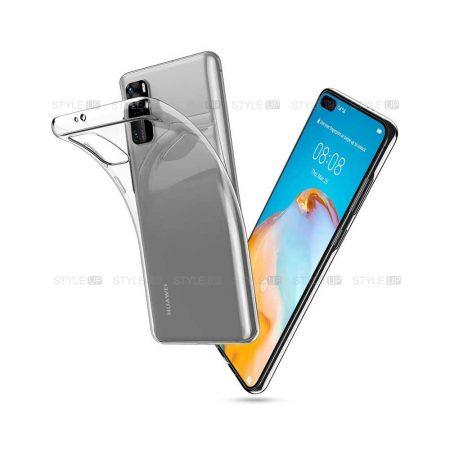 خرید قاب گوشی هواوی Huawei P40 Pro مدل ژله ای شفاف