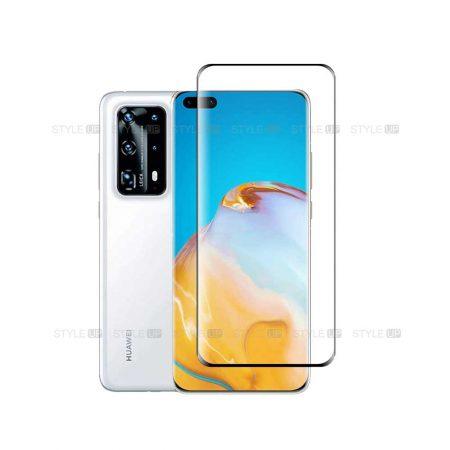 خرید گلس گوشی هواوی Huawei P40 Pro Plus مدل تمام صفحه