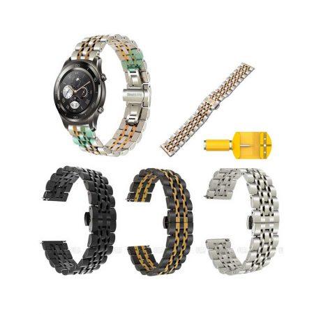 خرید بند استیل هواوی واچ Huawei Watch 2 Classic مدل رولکسی