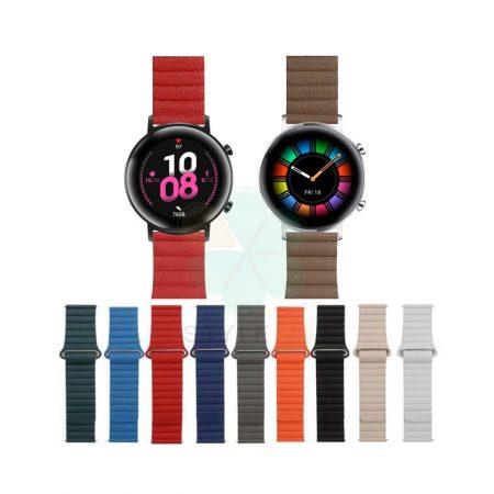 خرید بند چرمی ساعت هواوی Huawei Watch GT 2 42mm مدل Leather Loop
