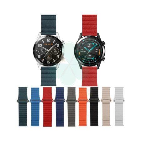 خرید بند چرمی ساعت هواوی Huawei Watch GT 2 46mm مدل Leather Loop