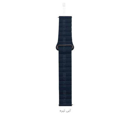 خرید بند چرمی ساعت شیائومی Xiaomi Amazfit GTR 42mm مدل Leather Loop